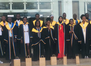 Strathmore Law Clinic graduates first Cohort of Paralegals